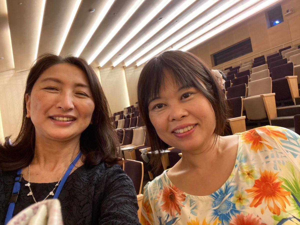 京の公共人材大賞実行委員西岡さんの写真