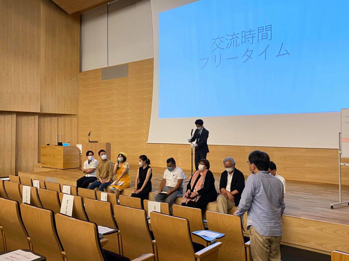 京の公共人材大賞フリータイムの写真