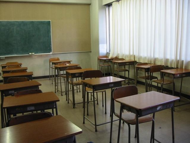 教室の写真