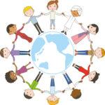 国際交流の画像